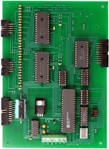 8 bit, 16 channel USB/RS-232/RS-485 Analog to Digital Converter