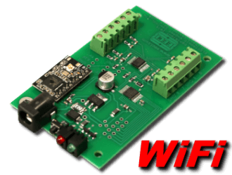 WiFi Temperature Interface (8 channel)
