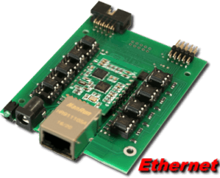 Ethernet Relay