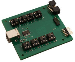 AR-8MF USB Relay