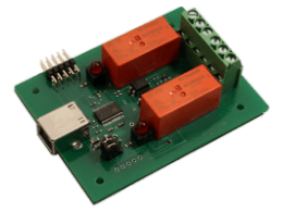 AR-2MF USB Relay Interface