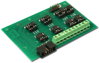 8 Channel Relay Expansion Module