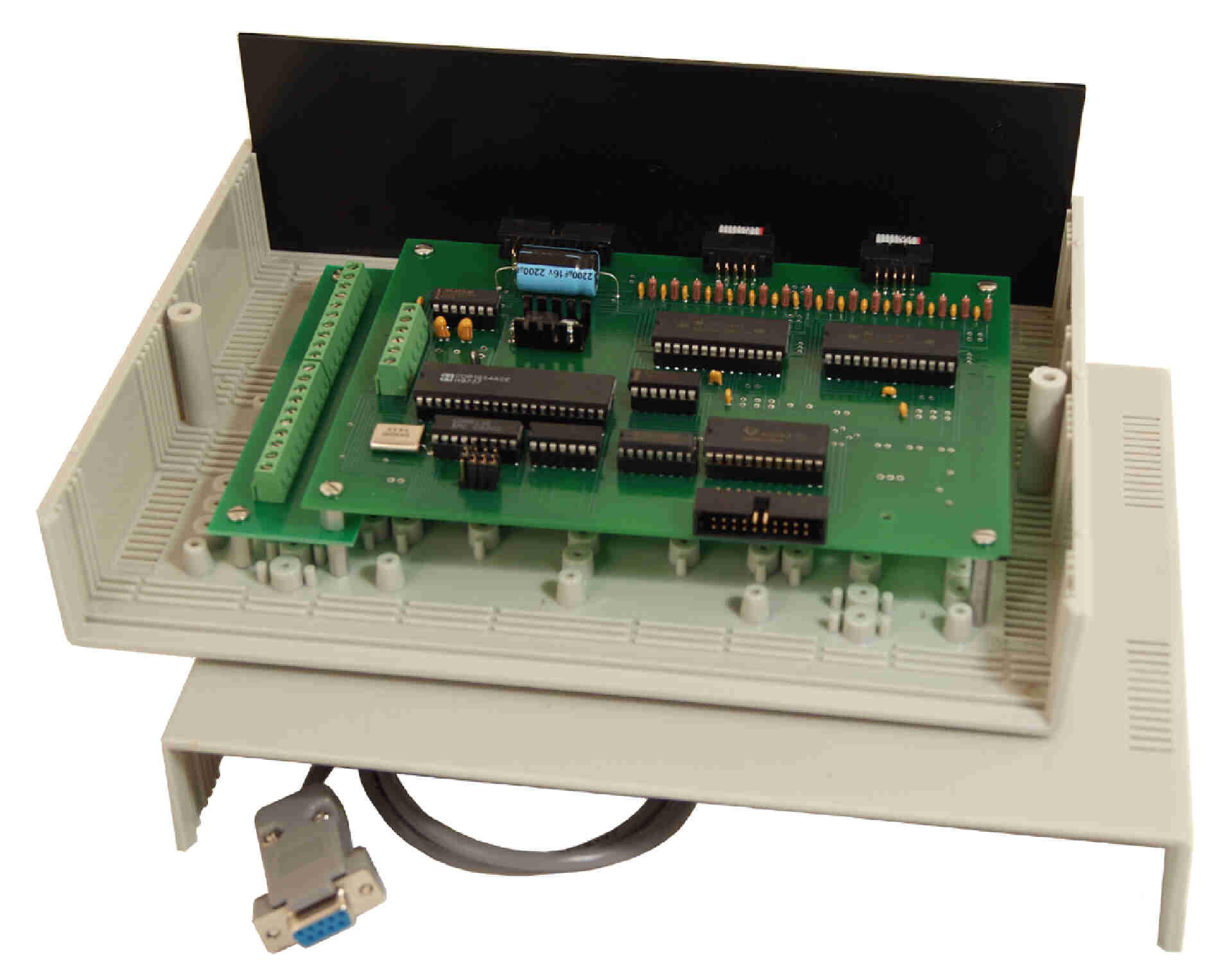 PAC-B Analog to Digital Package