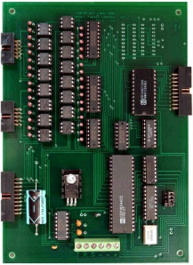 16 channel Digital RS-485 Interface